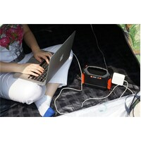 Portable Rechargeable 240v Lithium Power Pack