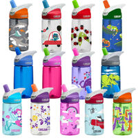 CamelBak eddy Kids 0.4L Water Bottle BPA Free