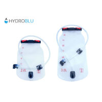 HydroBlu Top Fill Water Reservoir with Bite Valve