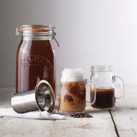 Kilner Cold Brew Coffee Set