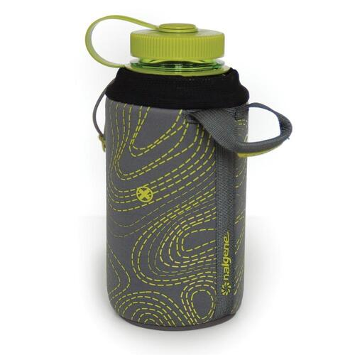Nalgene Wide Mouth Water Bottle Neoprene Sleeve Carrier
