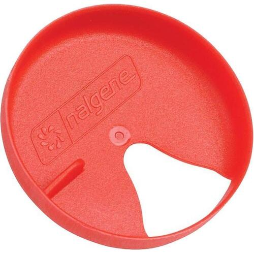 Red Nalgene Easy Sipper Drink Cap