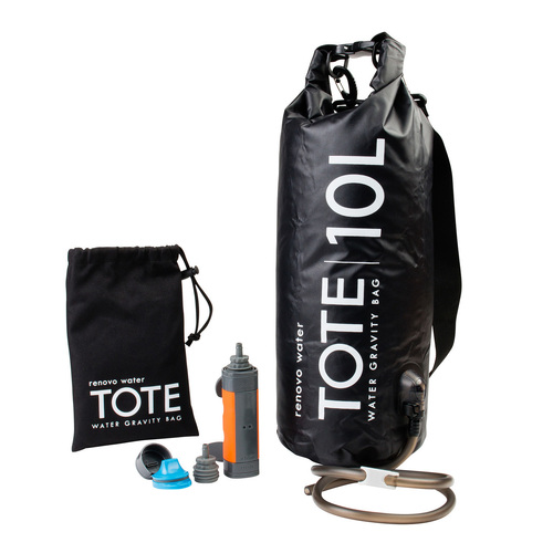 Renovo MUV Tote Gravity Water Filter System