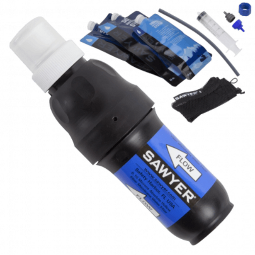 Sawyer Squeeze PREMIUM KIT with 3x Water Pouches